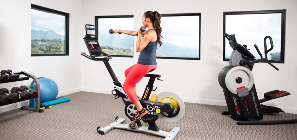 8 Reasons For Owning A Home Gym