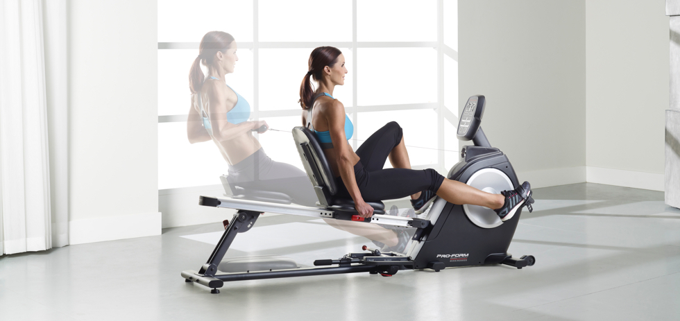 Product Highlight: Dual Trainer Bike/Rower