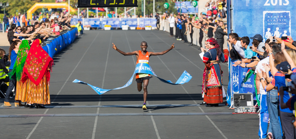 Kenyans: Why They Dominate The Marathon — And The Dinner Table
