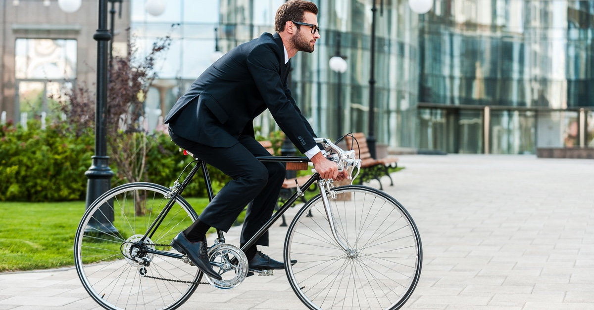 Get Fit With ProForm During 'Bike To Work Week'