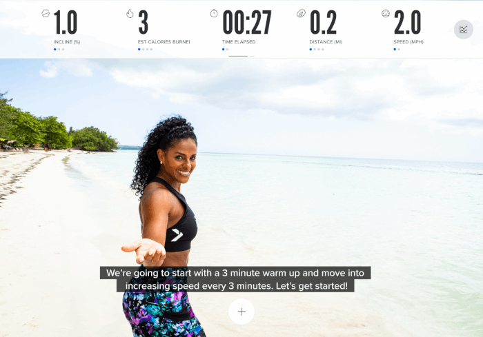 Closed Captioning iFIT – ProForm Blog