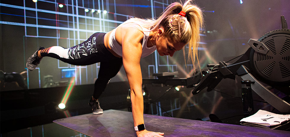 5 Core Exercises That iFit Trainer Anja Garcia Swears By | ProForm Blog