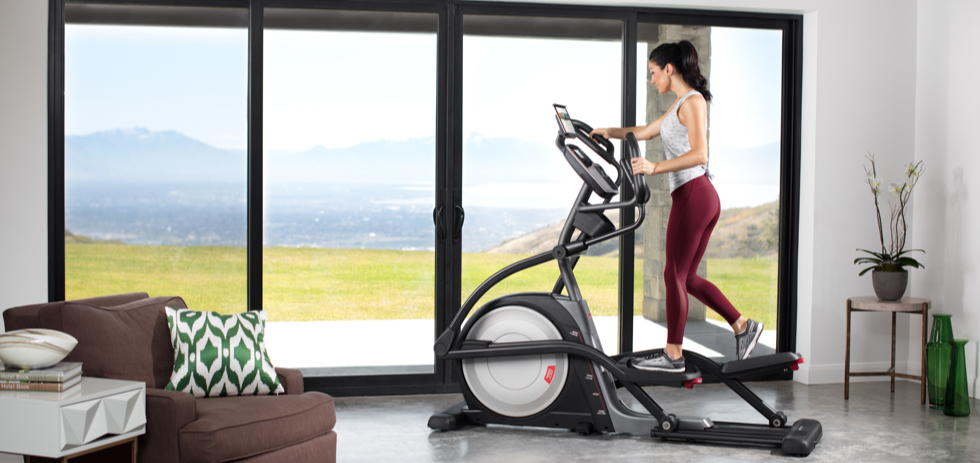 Quick 20-Minute Fat-Burning HIIT Workout On Your Elliptical