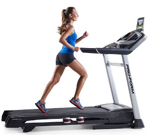 Power 995i Treadmill – ProForm