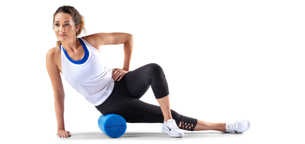 How To Use A Foam Roller Before And After A Workout
