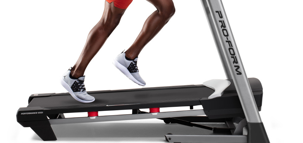 Keep Knee, Joint, And Arthritis Pain At Bay With The Performance 600i Treadmill
