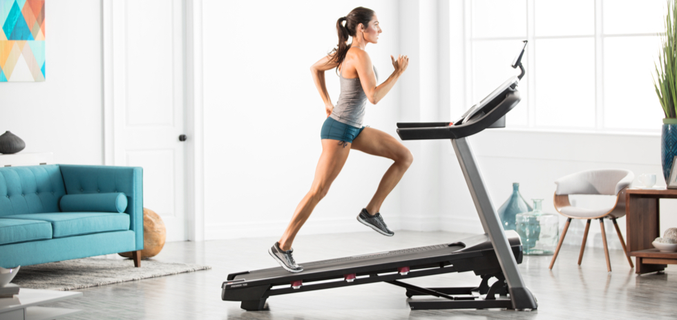 HIIT Workout To Do On Your Treadmill