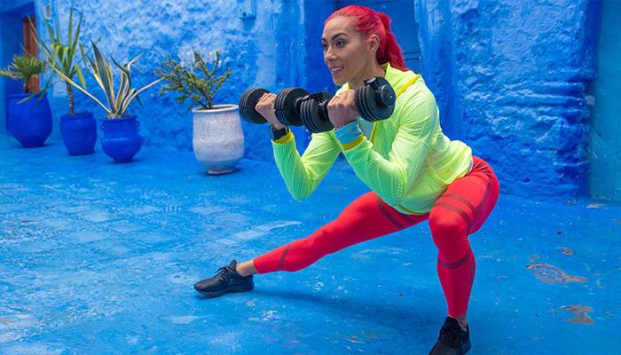 Hannah Eden iFIT Workout – ProForm Blog
