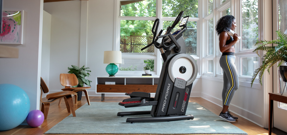 iFit Members Are Loving Cardio Again With The SMART HIIT Trainer Pro | ProForm Blog