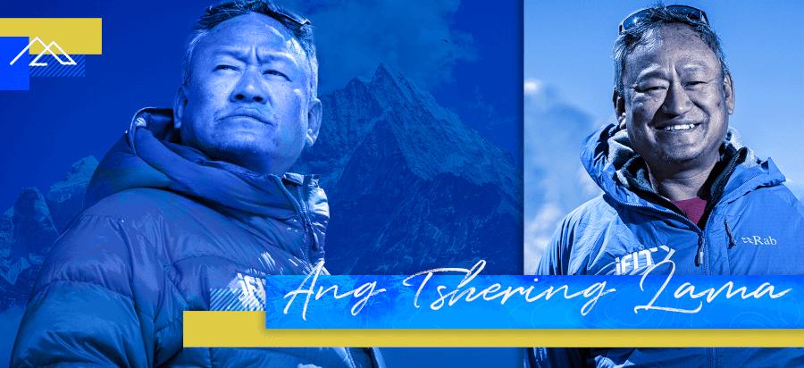 Everest Base Camp iFIT Ang Tshering Lama - ProForm Blog