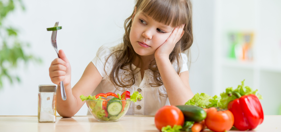 10 Ways To Handle Picky Eaters