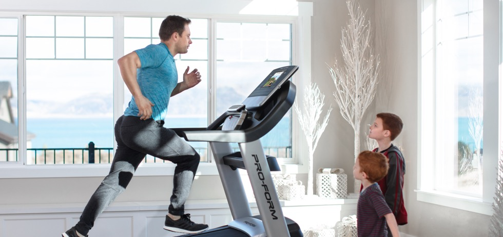 The SMART Pro 5000 Is The Best Treadmill For People Who Hate The Gym