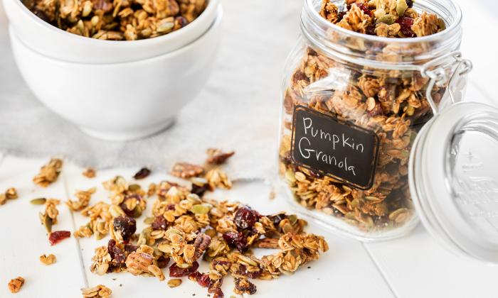 Healthy Pumpkin Granola Recipe – ProForm Blog