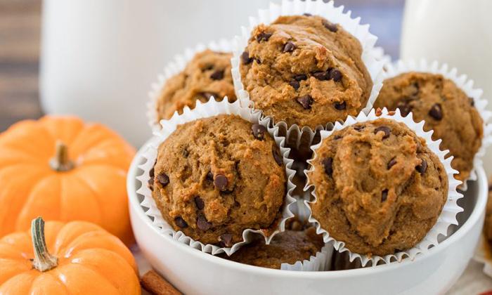 Whole Wheat Pumpkin Muffins Recipe – ProForm Blog