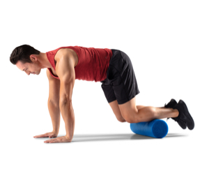Foam roller stretch – ProForm