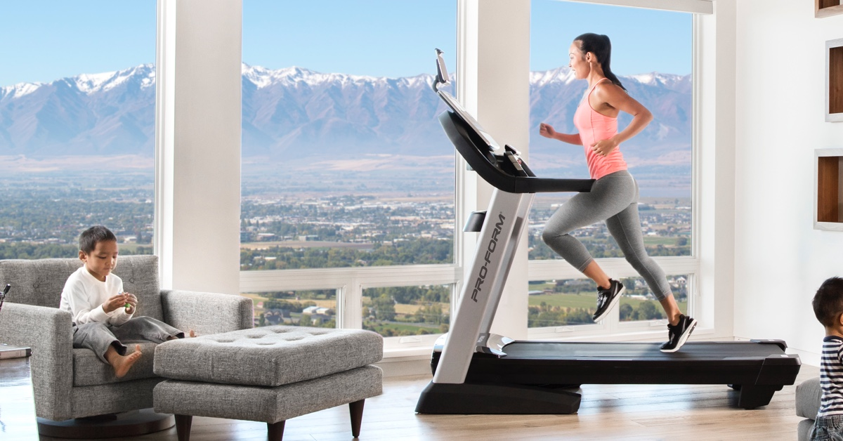 Get Summer Ready With This Treadmill Incline Workout – ProForm