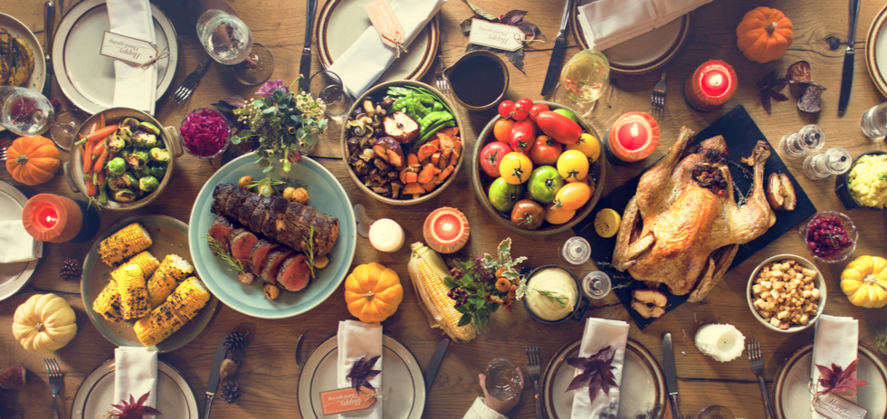 Thanksgiving Dinner By The Calories | ProForm Blog