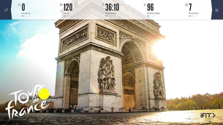 Tour de France Race And iFit – ProForm Blog