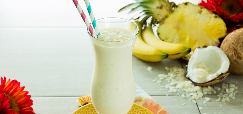 Tropical Protein Drink That's Actually Good For You
