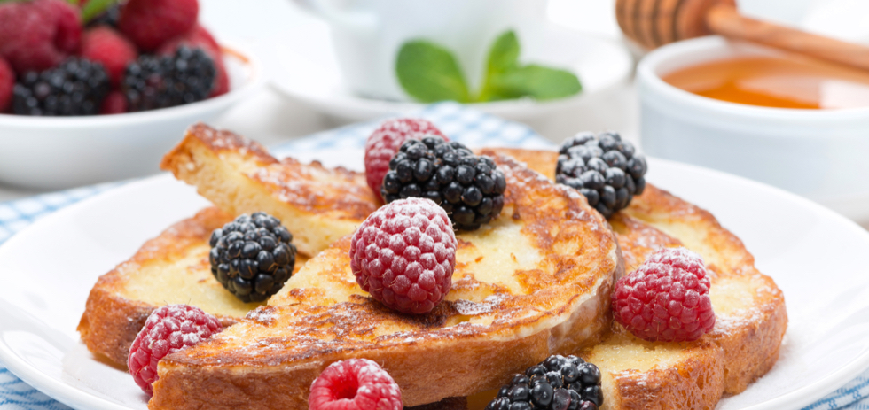 Butter Together French Toast Recipe From iFit | ProForm Blog