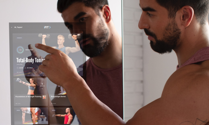 Fitness Mirror Vue – ProForm Blog
