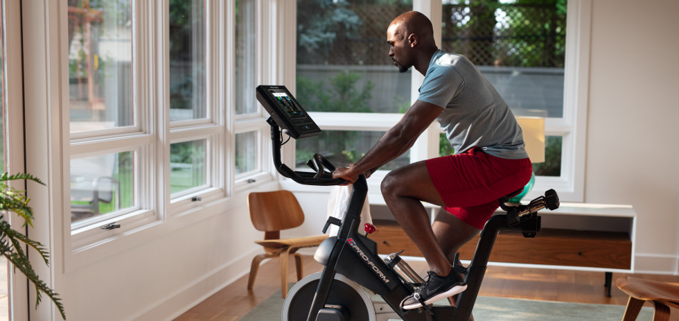 How To Break Down Belly Fat On A Exercise Bike | ProForm Blog