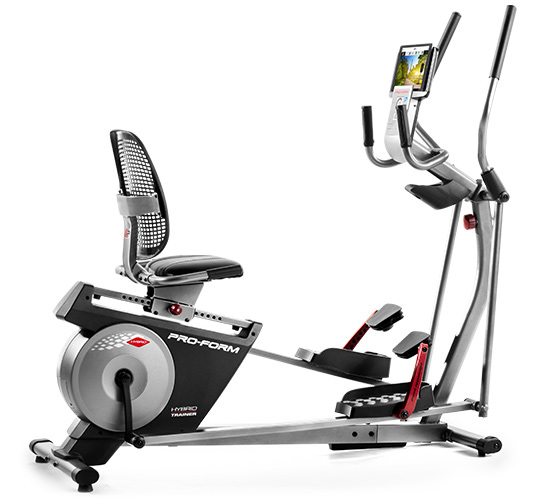 Elliptical Sit Down Bike: Hybrid Trainers Elliptical Bikes