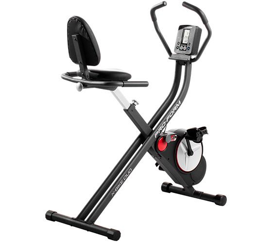 x bike duo exercise bike proform. Black Bedroom Furniture Sets. Home Design Ideas