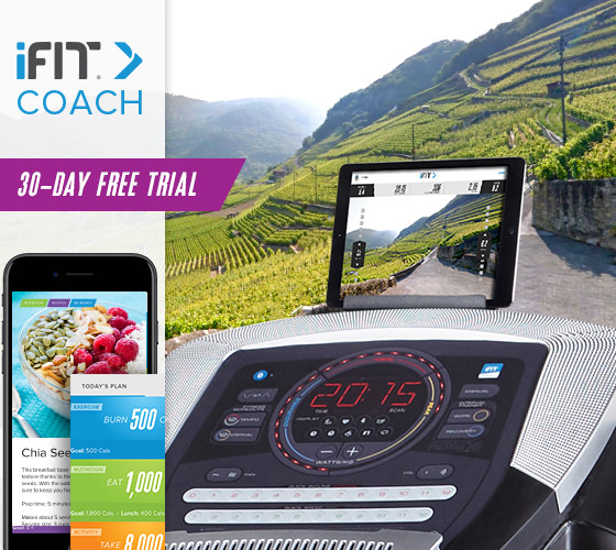 ProForm iFit subscriptions 30-Day iFit Coach Trial