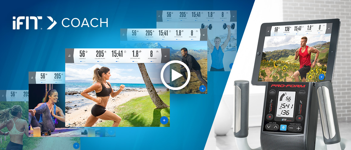 iFit® Coach Ready™*