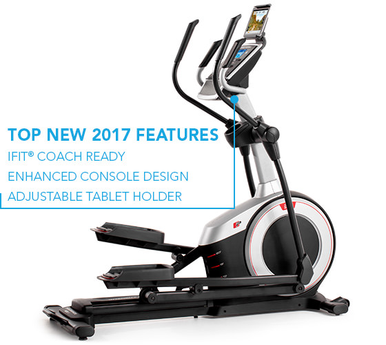 WorkoutWarehouse ProForm Endurance 520 E Ellipticals