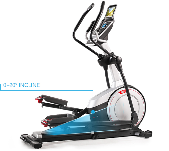 WorkoutWarehouse ProForm Endurance 720 E Ellipticals