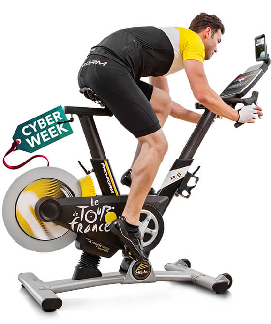 ProForm Tour De France 5.0 Exercise Bike