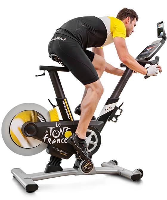 ProForm TDF Pro 5.0 Exercise Bike