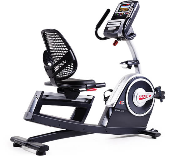 WorkoutWarehouse ProForm 740 ES Commercial Exercise Bikes