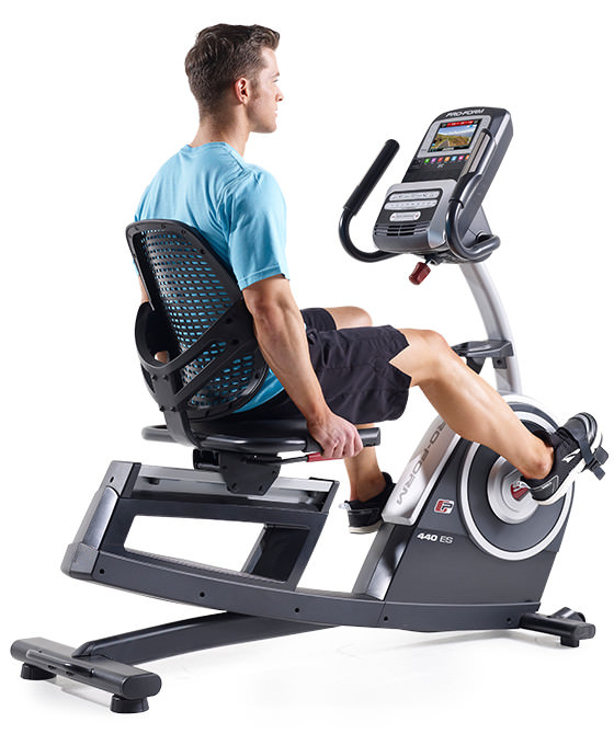 Recumbent & Stationary Exercise Bikes