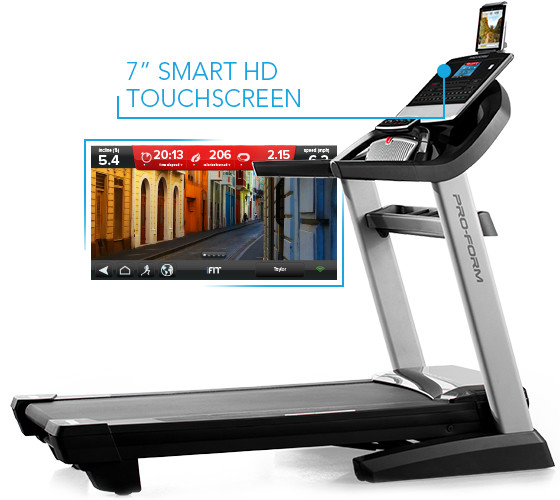 WorkoutWarehouse ProForm Pro 5000 Treadmills