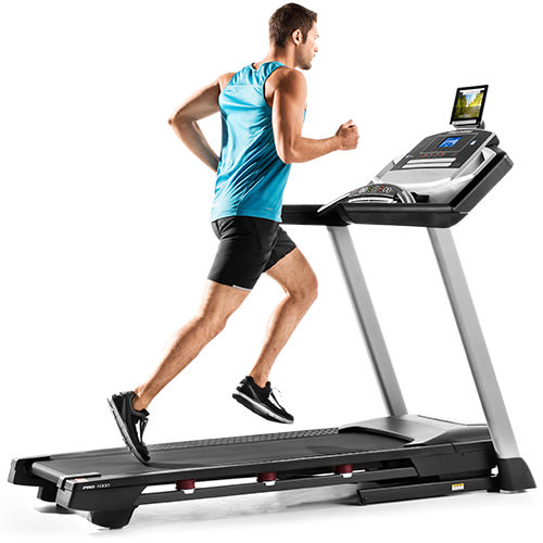 WorkoutWarehouse Treadmills Pro 1000
