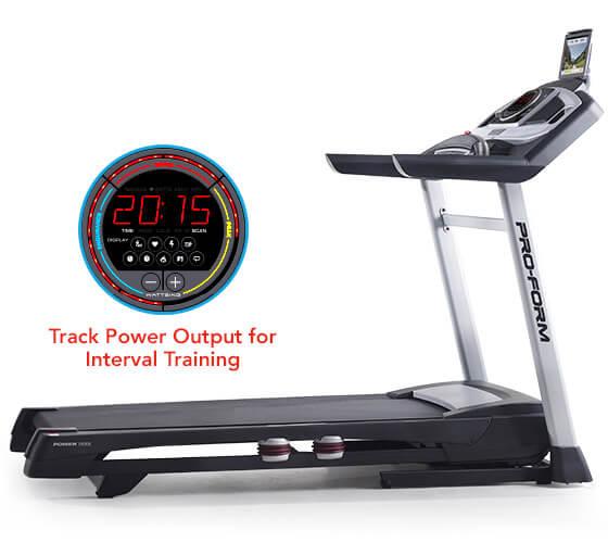 ProForm Power 995i Treadmills