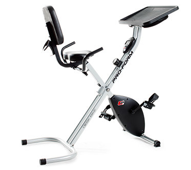 ProForm Out of Stock Desk Exercise Bike null