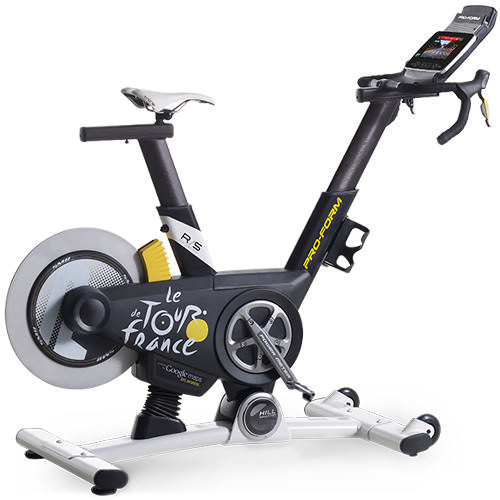 proform tour de france 4 0 exercise bike proform proform