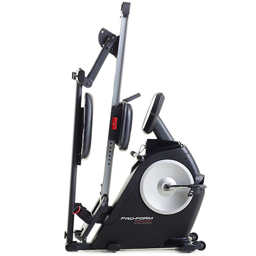 Proform Rowers Dual Trainer Bike/Rower  gallery image 5