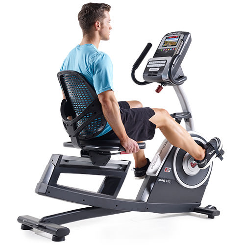 Proform Exercise Bikes 740 ES Commercial