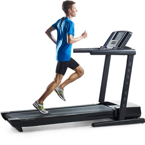 Proform Out of Stock Thinline Treadmill Desk