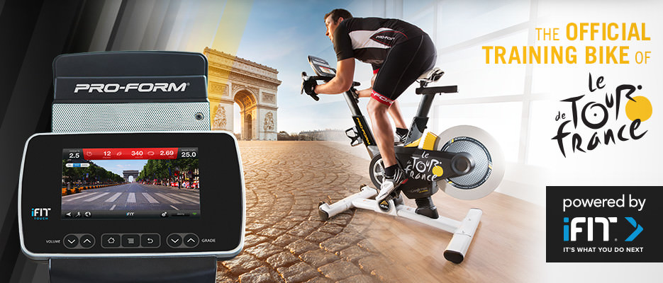 ProForm Tour de France 4 0 Exercise Bike | ProForm | ProForm